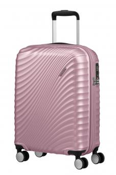 American Tourister Jetglam Trolley mit 4 Rollen 55 Metallic Pink