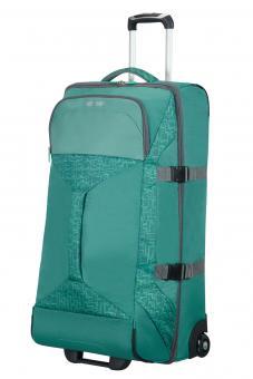 American Tourister Road Quest Reisetasche mit 2 Rollen 80cm Sea Green Print