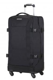 American Tourister Road Quest Trolley mit 4 Rollen 77cm Solid Black