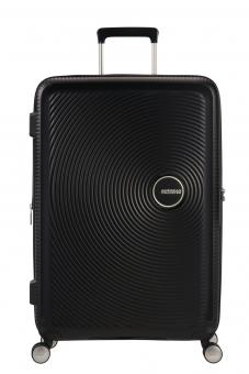 American Tourister Soundbox Trolley M 4R 67cm, erweiterbar Brass Black