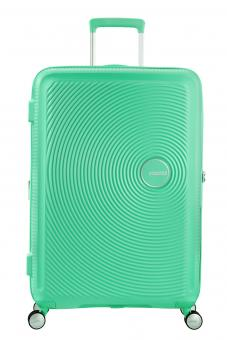 American Tourister Soundbox Trolley M 4R 67cm, erweiterbar Deep Mint
