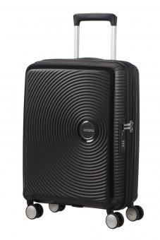 American Tourister Soundbox Trolley S 4R 55cm, erweiterbar Brass Black