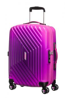 American Tourister Air Force 1 Spinner 55cm Bordgepäck Gradient Pink