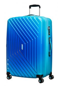 American Tourister Air Force 1 Spinner 76cm Exp. Gradient Blue