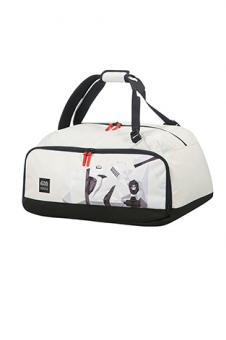 American Tourister Grab'N'Go Backpack/Duffle Star Wars Stormtrooper Geometric