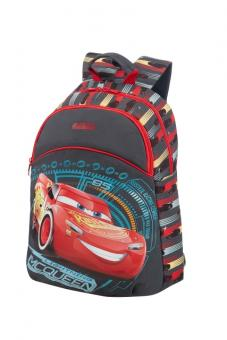 American Tourister New Wonder Backpack S+ Pre-School Disney Cars 3