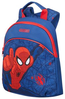 American Tourister New Wonder Backpack S Marvel Spiderman Web