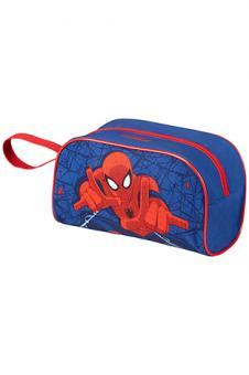 American Tourister New Wonder Toilet Kit Pre-School Marvel Spiderman Web
