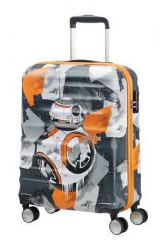 American Tourister Wavebreaker Disney Spinner 55/20 Star Wars BB8