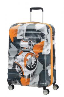 American Tourister Wavebreaker Disney Spinner 67/24 Star Wars BB8