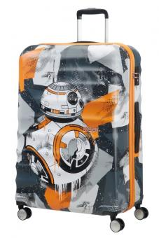American Tourister Wavebreaker Disney Spinner 77/28 Star Wars BB8