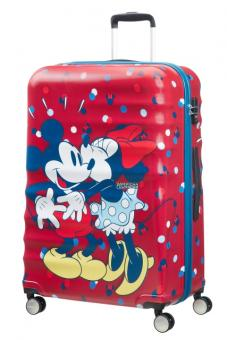 American Tourister Wavebreaker Disney Spinner 77/28 Disney Minnie Loves Mickey
