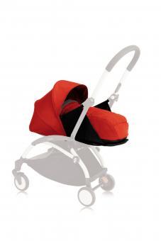 Babyzen Yoyo+ 0+ Neugeborenen-Set Rot