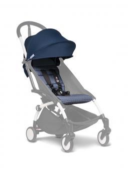 Babyzen Yoyo 6+ color pack Textilset für Kleinkinder air france blue