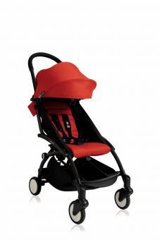 Babyzen Yoyo+ 6+ Textilset für Kleinkinder rot