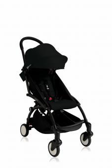 Babyzen Yoyo+ 6+ Textilset für Kleinkinder schwarz