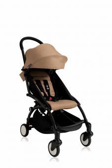 Babyzen Yoyo+ 6+ Textilset für Kleinkinder taupe
