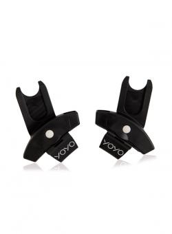 Babyzen Yoyo Accessoires Autositz-Adapter black