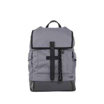A E P Beta Essential Topdown Rucksack mit Laptopfach Graphite Grey