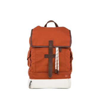 A E P Beta Essential Topdown Rucksack mit Laptopfach Mars Red