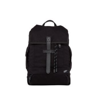 A E P Beta Essential Topdown Rucksack mit Laptopfach Pitch Black