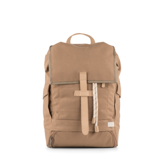 A E P Beta Special Topdown Rucksack mit Laptopfach Industrial Taupe