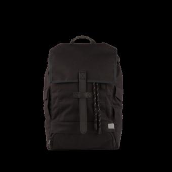 A E P Beta Special Topdown Rucksack mit Laptopfach Suit Black