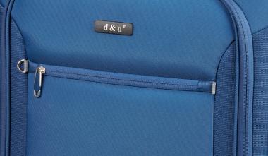 d&n Travel Line 64 Flugumhänger 6420 blau