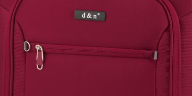 d&n Travel Line 64 Beautycase 6430 bordeaux