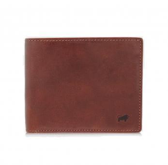 Braun Büffel AREZZO RFID Geldbörse 12CS tabak