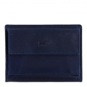 Braun Büffel AREZZO RFID Geldbörse S 4CS dunkelblau