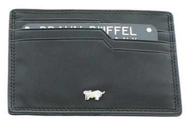Braun Büffel GOLF SECURE Kartenetui S mit RFID-Schutz 90013