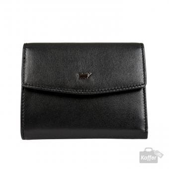 Braun Büffel Sofia Geldbörse 8CS schwarz