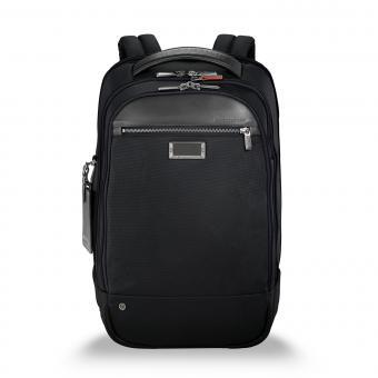 "Briggs & Riley Business Case Medium Backpack 15.6"" black"
