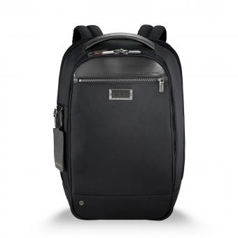 "Briggs & Riley Business Case Medium Slim Backpack 15.6"" black"
