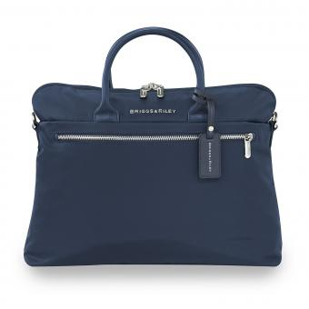 Briggs & Riley Rhapsody Slim Business Aktentasche navy
