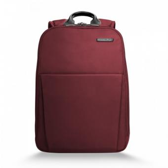 "Briggs & Riley Sympatico Backpack Rucksack mit Laptopfach 15,6"" Burgundy"