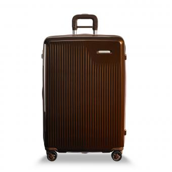 Briggs & Riley Sympatico Large Expandable Spinner Bronze