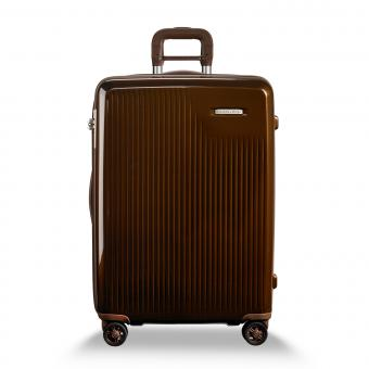 Briggs & Riley Sympatico Medium Expandable Spinner Bronze