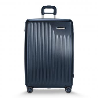 Briggs & Riley Sympatico Large Expandable Spinner Matte Navy