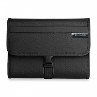 Briggs & Riley Baseline Deluxe Toiletry Kit black