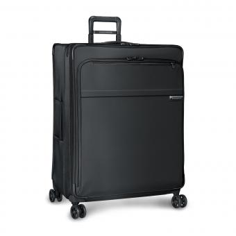 Briggs & Riley Baseline Extra Large Expandable Spinner Black