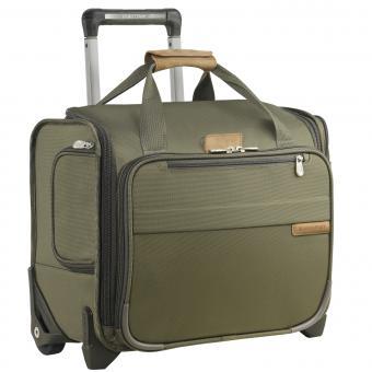 Briggs & Riley Baseline Rolling Cabin Bag Olive