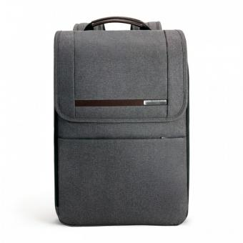 "Briggs & Riley Kinzie Street Flapover Expandable Backpack mit Laptopfach 15.6"" Grey"