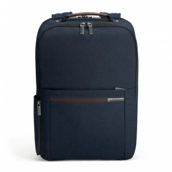 Briggs & Riley Kinzie Street Medium Backpack Navy Blue