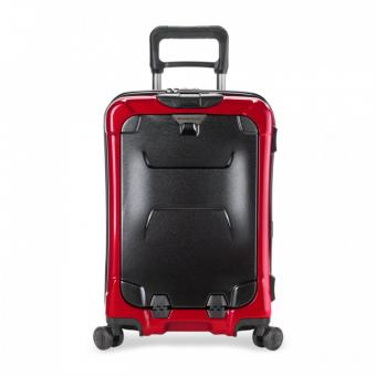 "Briggs & Riley Torq International Carry-On Spinner mit Laptopfach 15.6"" Ruby"