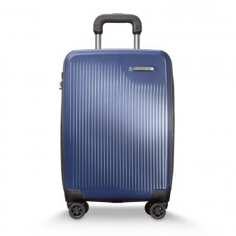 Briggs & Riley Sympatico CX International Carry-On Expandable Spinner Marine Blue