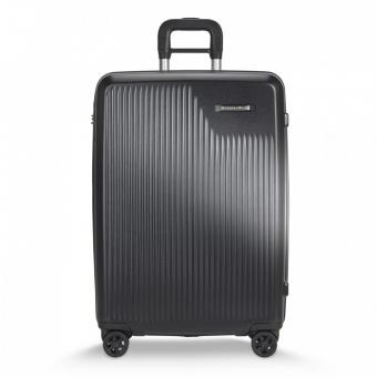 Briggs & Riley Sympatico Medium Expandable Spinner Black