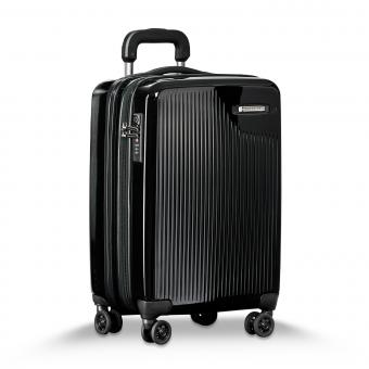 Briggs & Riley Sympatico CX International Carry-On Expandable Spinner Onyx