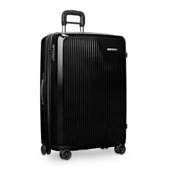 Briggs & Riley Sympatico Large Expandable Spinner Onyx